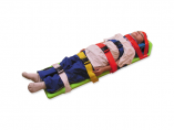 Pedi Lite Spineboard Child Angle