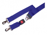 Speedclip Spineboard Straps Blue